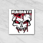 Radiate Stick White 2015