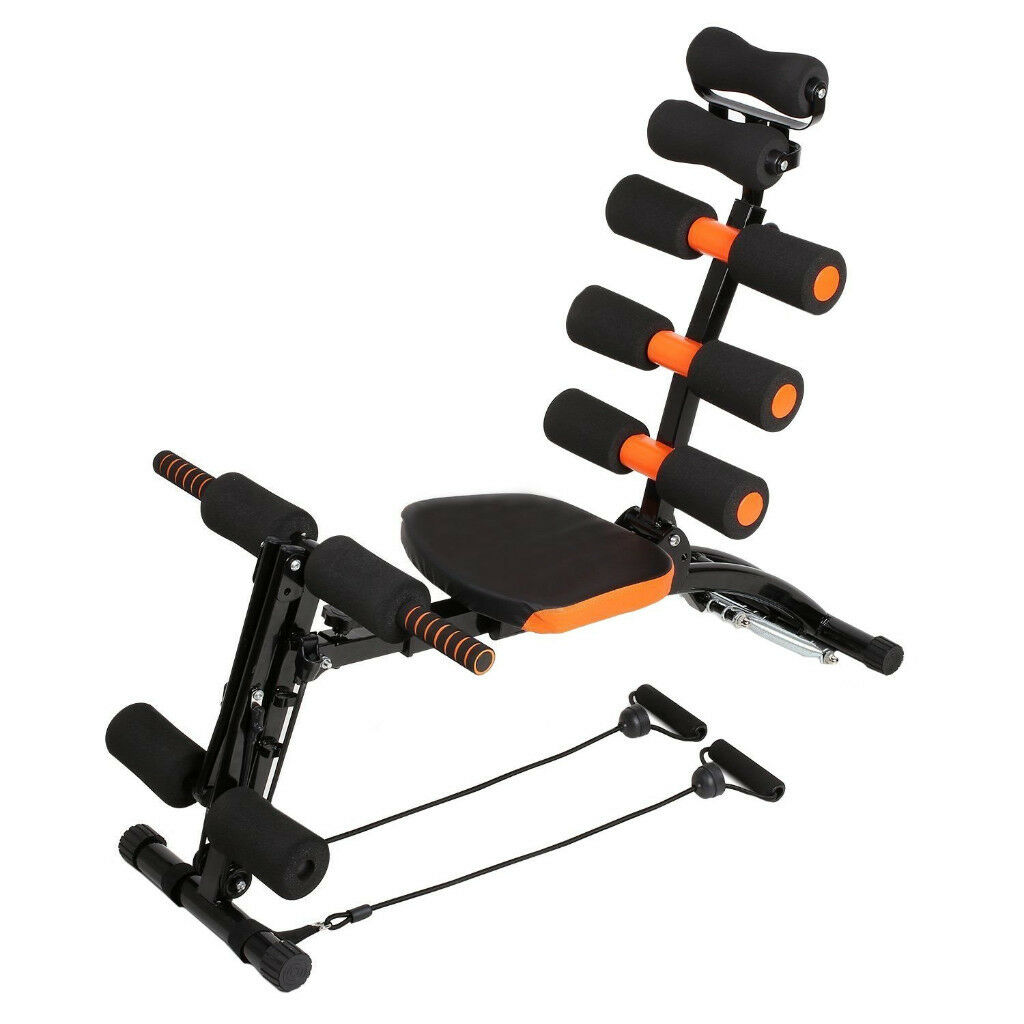 8 In 1 Ab Trainer Workout Bench