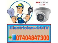 Electrician and CCTV Installations