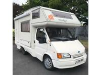1994 LHD Ford Transit Motorhome / camper 5 Berth FULL YEARS MOT FROM TODAY!!!!!!