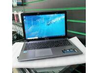 ASUS X55A LAPTOP INTEL I3 750GB 4GB RAM WITH RECEIPT