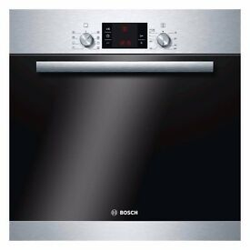 NEW ! Bosch HBA63B150B Built-In Single Oven, Stainless Steel
