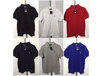 Mens polo ralph lauren collar tshirts t-shirts