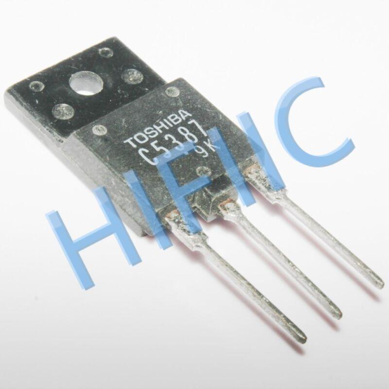 1 x 2SC2921 High-Power NPN Silicon Power Transistor 15A 150W  PMC MT-200 1pcs