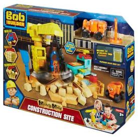 New bob the builder playset