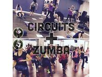 Saturday BOOTCAMP & ZUMBA class double in FERRING, Goring Worthing dance circuits exercise classes