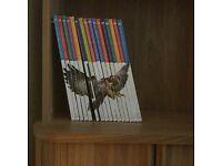 Set of DK illustrated family encyclopaedia