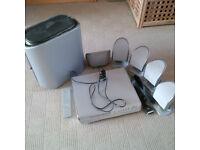 Sony DAV-SC5 DVD home cinema system