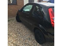 1.2 Ford Fiesta finesse LOW MILLAGE CHEAP INSURANCE!!