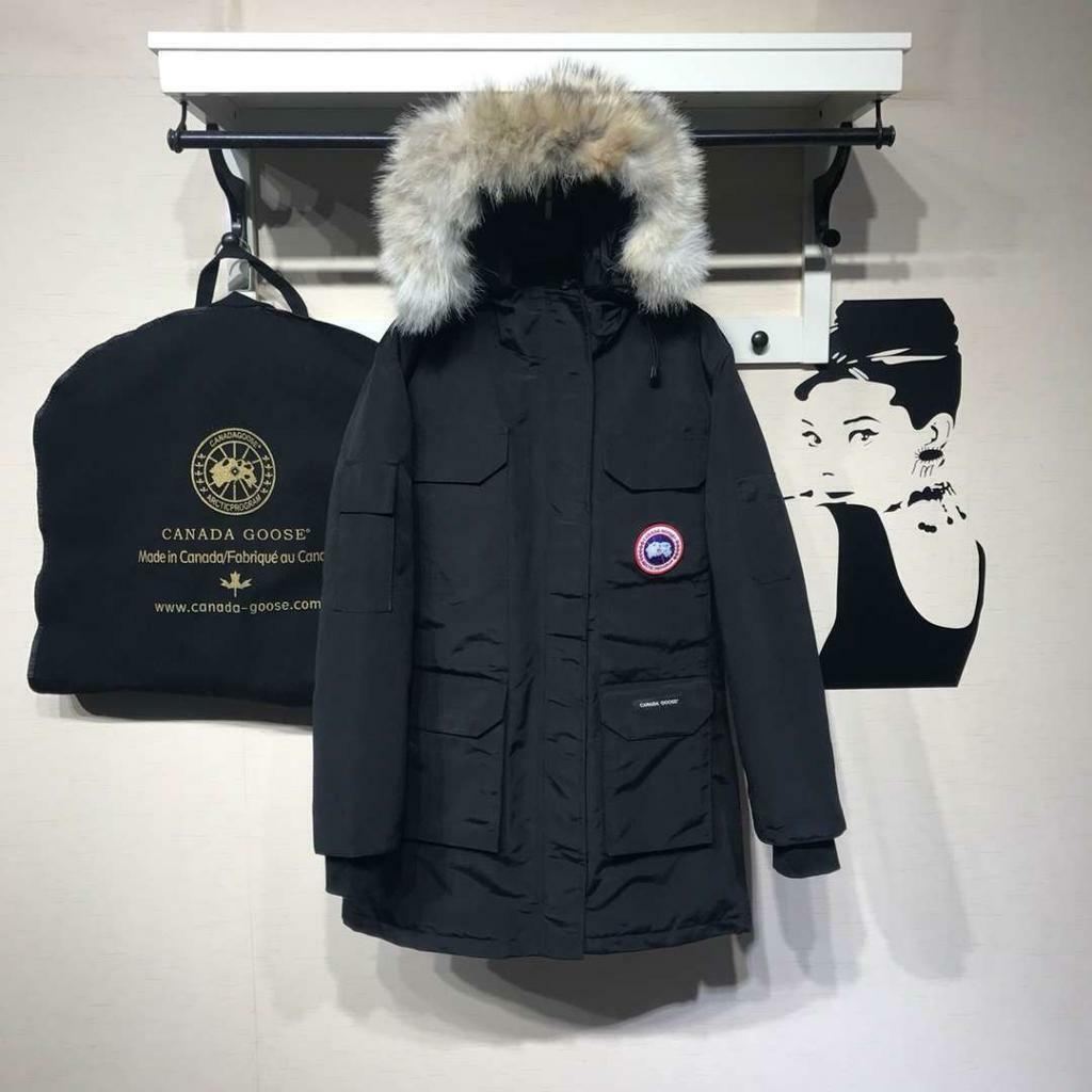 Premium outerwear this winter from Canada Goose, Stone