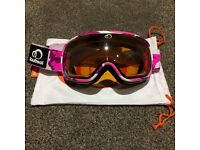Loubsol ladies specific ski goggles