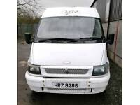 2001 2.4 mwb transit full years psv