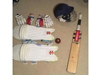 Junior Branded Cricket set Age 13-15