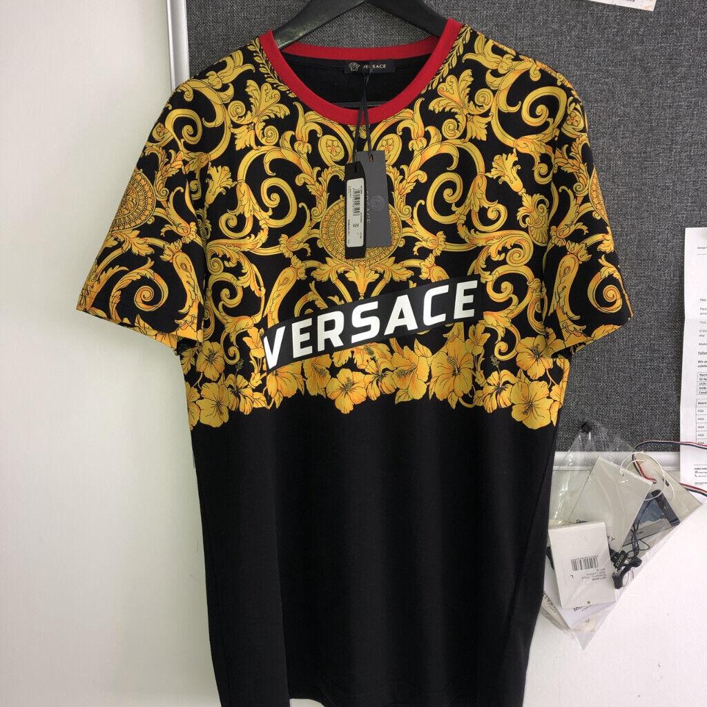 Versace T-shirt Rrp £510   in Westminster, London   Gumtree
