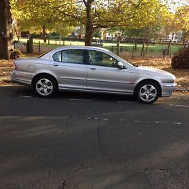 Jaguar X-Type 3.0 V6 SE (AWD) 4dr