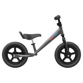 Kiddimoto Super Junior Balance Bike, Black