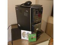 HP Pavilion Desktop PC Product Specifications Genuine Windows 7 Pro