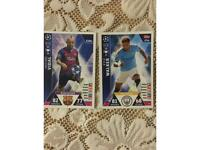 Topps swaps cards