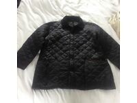 Men's Barbour jacket size L