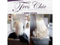 Luxury Hair Extensions - Buy Now Pay Later Available!