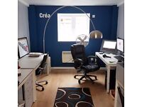Desk & Space available in Creative Space within Montpelier / Stokes Croft