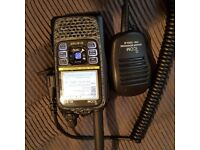 ICOM ID51E PLUS 2 ,,, WITH,,,, ICOM HM-186LS