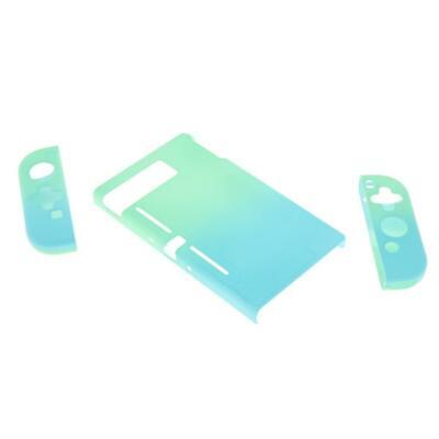 Gradient Colorful Protective Shell For Nintendo Switch Lite Blue Green