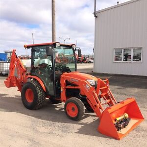 2014 kubota B3350 tracteur loader backhoe