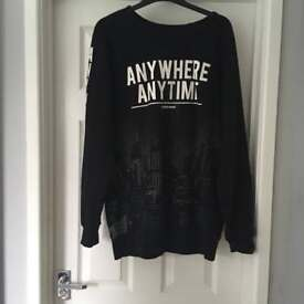 Pull&Bear limited edition oversized jumper