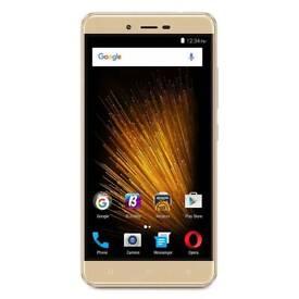 BLU Vivo XL 2 -4G LTE SIM-Free, NEW - 32GB + 3GB RAM -Gold
