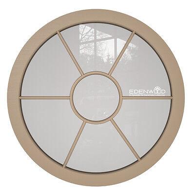 Denkmalschutzfenster Holzfenster für Altbau Rundfenster nach Maß F5