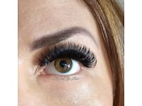 Eyelash Extensions - Classic and Russian Volume