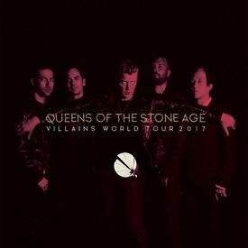 Queens of the Stone Age Tickets X 2 Manchester Arena