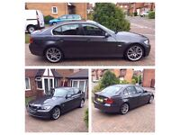 BMW 335D 08 PLATE 5 DOOR SALOON GREAT CONDITION ALWAYS LOOKED AFTER