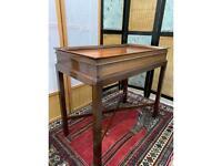 Vintage Mahogany Hall Table