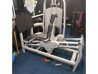Commercial leg press for sale. In mint working order