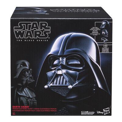 Casco Electrónico Darth Vader - Accesorio - Star Wars The Black Series...