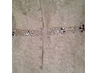 Ivory Wedding Dress Size 18