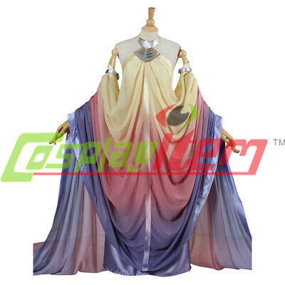 US stock star wars queen Padme Amidala dress for women cosplay costume - Star Wars Amidala Costumes
