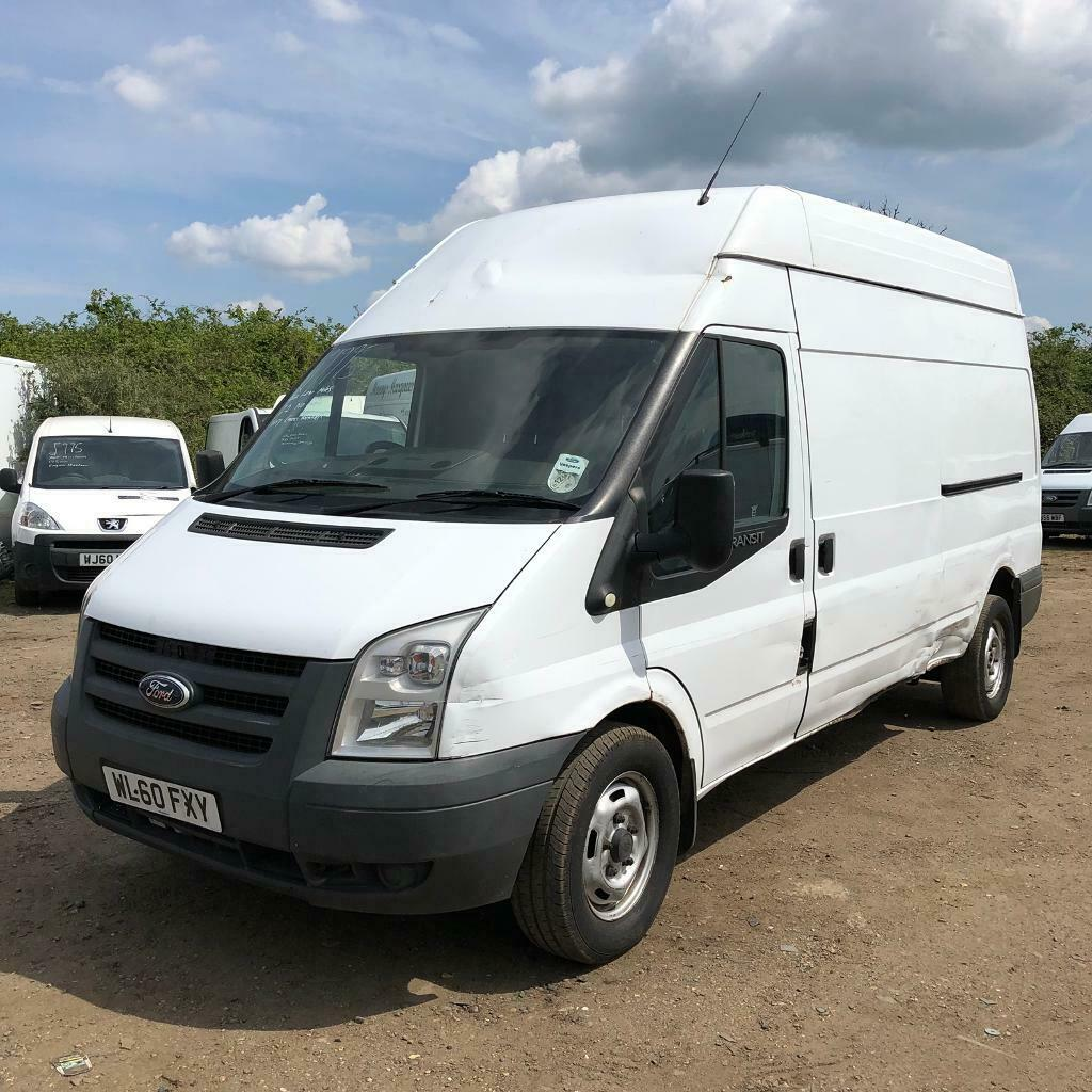 2010 Ford Transit Lwb High Top In Chelmsford Essex Gumtree