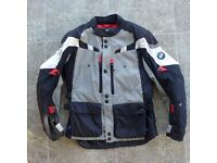 BMW Motorcycle Jacket Dry50 Motorrad style