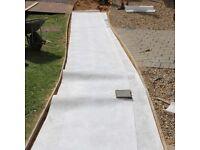 terram geotextile membrane