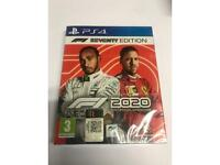 F1 2020 for PlayStation 4 New & Sealed