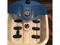 Scholl foot massager, great, used but good condition.