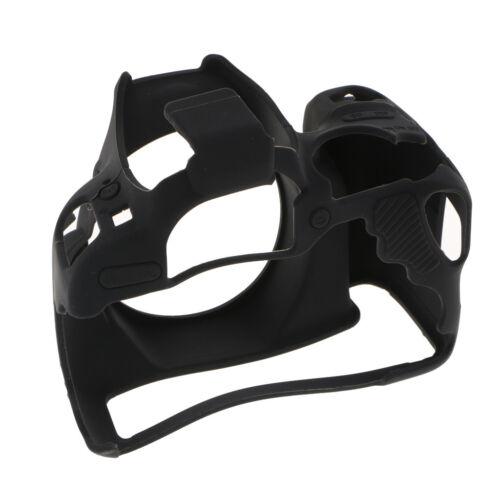Silicone Rubber Camera Case Protective Body Cover Skin for C