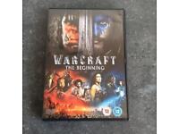 Brand new 2016 Release ( Warcraft )