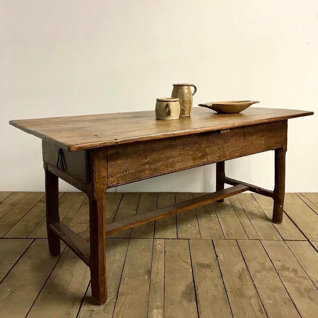 23282d0ba715 Superb 18th Century Antique French Farmhouse Refectory Table