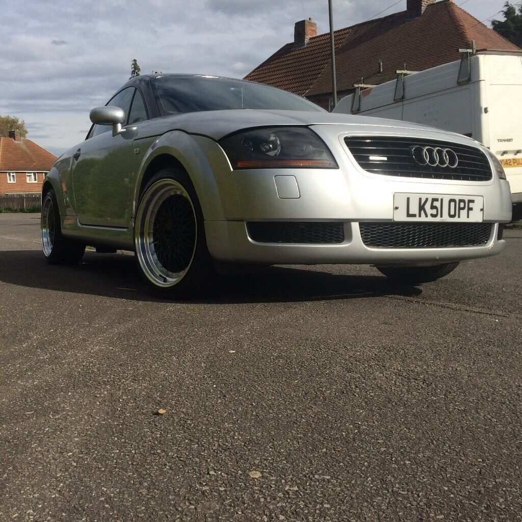 audi tt mk1 180 225 bhp quattro modified in ilkeston derbyshire gumtree. Black Bedroom Furniture Sets. Home Design Ideas