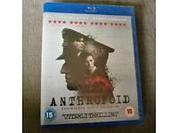 Anthropoid Blu-ray - brand new