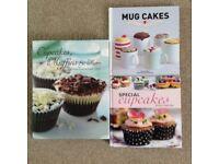 Cake cooker books.